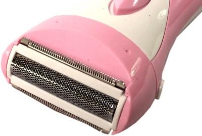 SJ Kemei 3018 Shaver For Men (Light Pink)