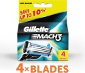 gillette Mach 3 Cartridges: Shaving Cartridge