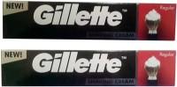 Gillete Regular Shaving Cream (140 G)
