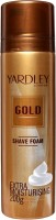 Yardley Gold Shaving Foam 200 g