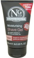 The Natural Grooming Co Moisturising Shave Gel (125 Ml)