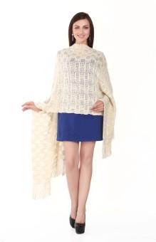 City Chic Polyester Self Design Women's Shawl - SWLEBGGJHYPZFAQQ