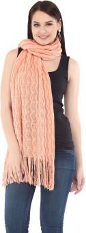 City Chic Polyester Self Design Women's Shawl - SWLEBGGKHTYRZBXT