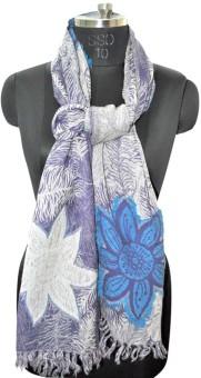 Elabore Boiled Wool Jamawar Shawl Wool Woven Women's Shawl - SWLE962XSZ4HFDD5
