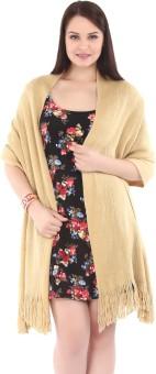 City Chic Polyester Self Design Women's Shawl - SWLEBGGJR4EHMTX5
