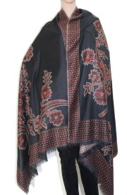 Matelco Wool Printed Women's Shawl