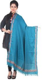 Darbari Fashion Wool Embroidered Women's Shawl