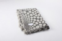 Shawls Of India Wool Polka Print Women's Shawl
