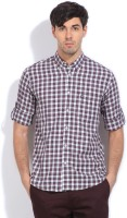 Arrow Sport Men's Checkered Casual Shirt - SHTDZ6VKMVMJNPMQ