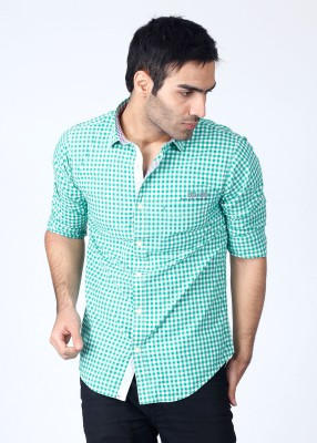 Probase PROBASE Men's Checkered Casual Shirt (Multicolor)