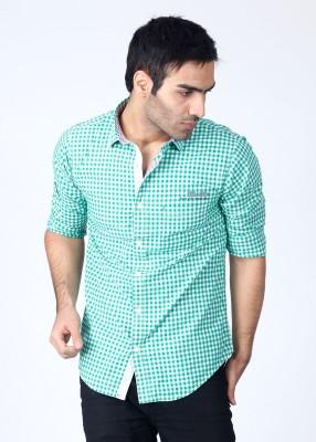 Probase PROBASE Men's Checkered Casual Shirt (Multicolor)