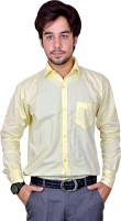 Mc-John Men's Solid Formal Shirt - SHTDYH8SAWEK6Z6M
