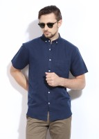 CODE CASUALS Men's Solid Casual Shirt