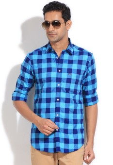 Arrow Sport Men's Checkered Casual Shirt - SHTE4MAEFJQFGMRD