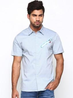 Adidas Originals Men's Solid Casual Shirt