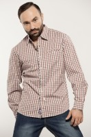 Mavango Men's Checkered Casual, Festive, Party Shirt - SHTEYNAYFDYAZZA5