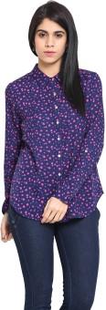 Paprika Liam Women's Graphic Print Casual Shirt