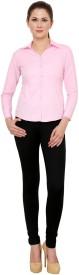 ZX3 Women's Solid Formal Shirt