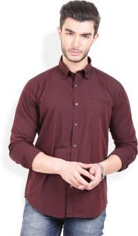 Urban Attire Men's Solid Casual Shirt