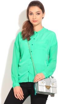 Vero Moda Women's Solid Casual Shirt - SHTE8FHYAB6VM3PA