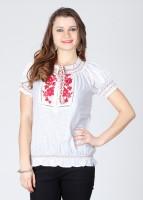 Numero Uno Women's Printed Casual Shirt
