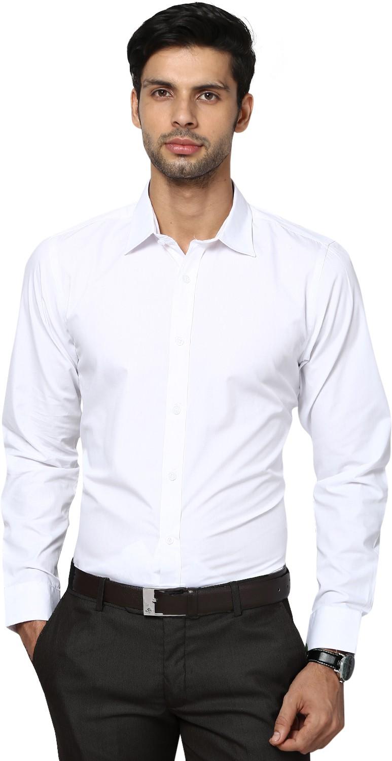Best Formal Shirts And Pants For Men Men 39 s Solid Formal Shirt