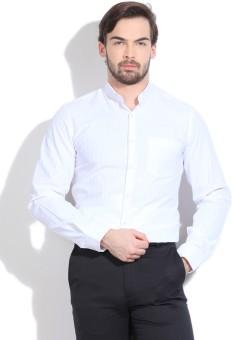 Mark Taylor Men's Striped Formal Shirt