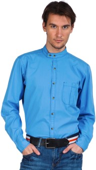 Zovi Men's Solid Casual Shirt