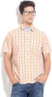 Proline Men's Checkered Casual Shirt
