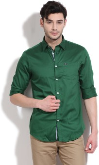 Arrow Sport Men's Solid Casual Shirt