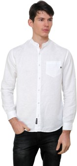 The Indian Garage Co. Men's Solid Casual Shirt - SHTE5V2JSENSZQRJ