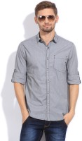 The Indian Garage Co. Men's Solid Casual Shirt - SHTEFFFECFVXPAME