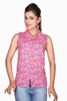 Moksh Women's Floral Print Casual Shirt - SHTDX93WEUH6WGQ6