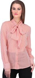 Rute Women's Striped Formal Shirt
