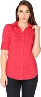 Max Women's Polka Print Casual Shirt - SHTEYUNPR3SJHQNF