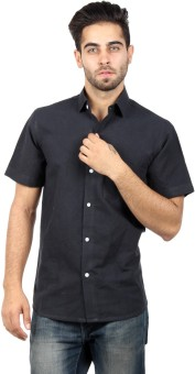 S9 Men Men's Solid Casual Shirt