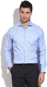 Blackberrys Men's Checkered Formal Shirt