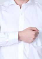 Elitus Men's Striped Formal Shirt