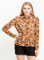 Oxolloxo Women's Printed Casual Shirt - SHTE2JZSGY5MZHWF