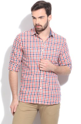Bossini BOSSINI Men's Checkered Casual Shirt