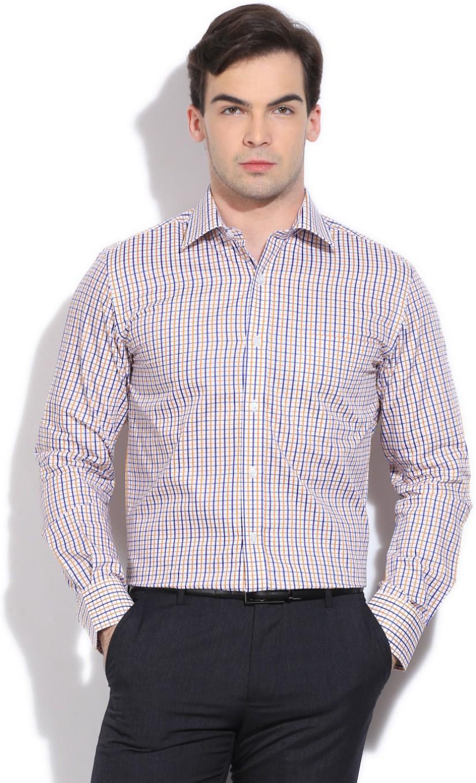 Peter england shirts images peter england men 39 s checkered formal shirt shirt biocorpaavc