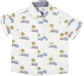 Max Printed Casual Shirt