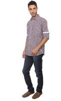 Urban Touch Men's Checkered Casual Shirt - SHTDV2WYXYGDAKAH