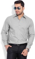 John Players Men's Solid Formal Shirt - SHTEYYT9DZUJNKBQ