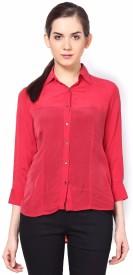 Kaaryah Women's Solid Formal Shirt