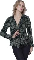 Trendy Divva Women's Graphic Print Casual Shirt