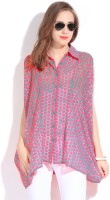Remanika Women's Polka Print Casual Shirt - SHTDWXVVYRGT8QNG