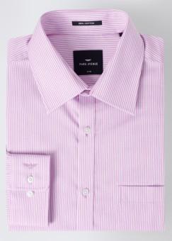 Park Avenue Men's Striped Shirt