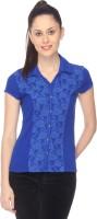 Identiti? Women's Floral Print Casual Shirt