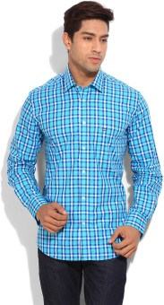 Arrow Sport Men's Checkered Casual Shirt